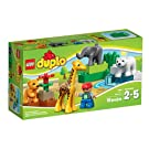 LEGO DUPLO Town 4962 Baby Zoo Building Set