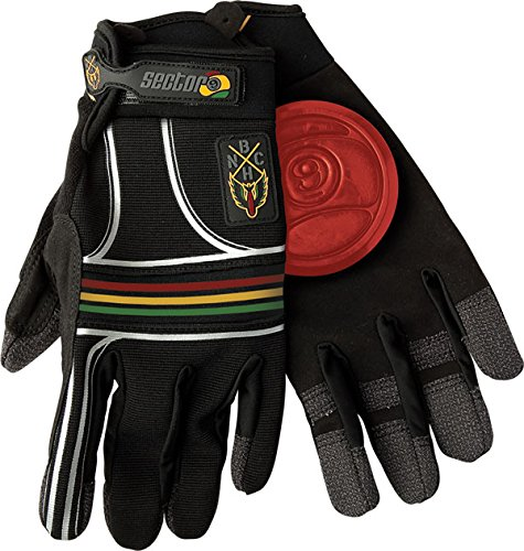 Sector 9 BHNC Slide Gloves L Xl – Rasta