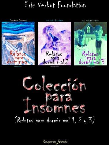 Colección para Insomnes : Halloween is coming! (Spanish Edition) -