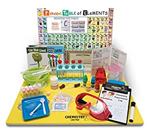 Ben Franklin Toys Chemistry Lab Pad Science Kit