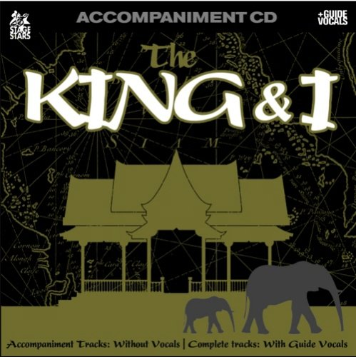 Sing The Broadway Musical The King & I (Accompaniment CD) (King Cd Accompaniment)