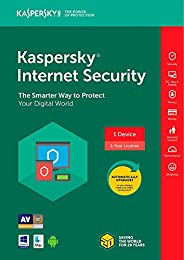 Kaspersky Internet Security 2017 - 3 Devices / 1 Year Coverage (Key Card)