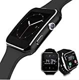 Bluetooth Smart Watch Sport Wearable Wrist Watch with Camera For Android Phone