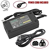 Kastar AC Adapter, Power Supply 12V 6A 72W, Tip size 5.5*2.5mm for LCD Monitor, LCD TV, 5050 3528 5630 LED Strip Light, Tape Light, Rope Light, Wireless Router, ADSL Cats, Security Camera