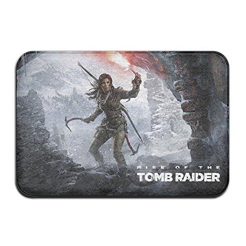Price comparison product image Rise Of The Tomb Raider Doormat 60cmX40cmX1cm