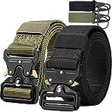 QINGYUN Tactical Belt,Military Style Webbing