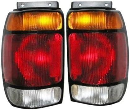 For 1995 1996 1997 Ford Explorer Tail Light Taillamp Passenger Side