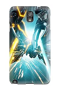 Premium Tron Legacy Heavy-duty Protection Case For Galaxy Note 3
