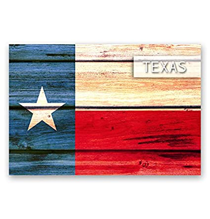 23be2389944 Amazon.com   TEXAS FLAG postcard set of 20 identical postcards. TX state  flag post cards. Made in USA.   Everything Else