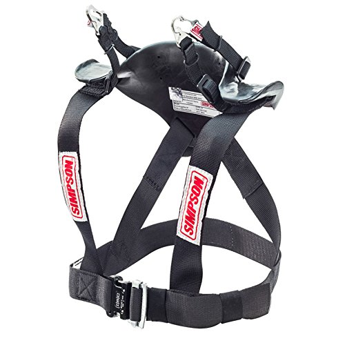 Simpson HS.MED.11.PA.FIA Hybrid Sport Neck Support Tether by Simpson