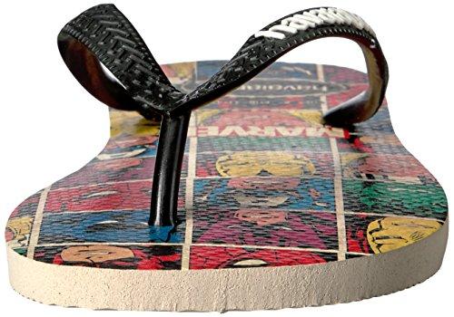 Havaianas Flop Men's Marvel Flip Top Black Beige PaZrqPw