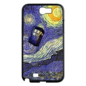 Steve-Brady Phone case Doctor Who TV Show For Samsung Galaxy Note 2 Case Pattern-9