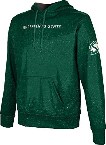 ProSphere Sacramento State University Men's Pullover Hoodie, School Spirit Sweatshirt (Heathered) -