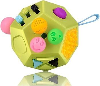 UOOE Sensory Ergonomic Fidget Cube