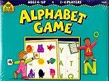 Alphabet Game, School Zone Publishing Company, 0887432018