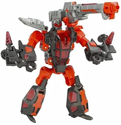 Transformers Cybertron Scrapmetal Complete With Correct Key Scout Class