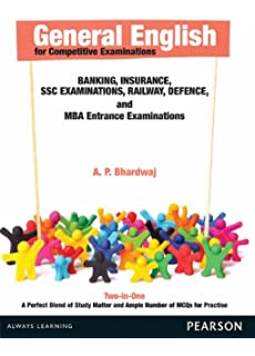 General English for Competitive Examinations 1st Edition price comparison at Flipkart, Amazon, Crossword, Uread, Bookadda, Landmark, Homeshop18