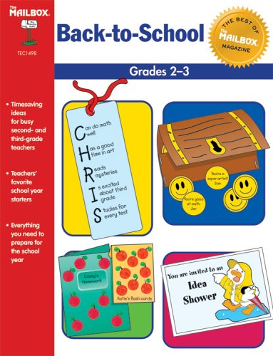 Download The Best of The Mailbox Back-to-School, Grades 2-3 pdf