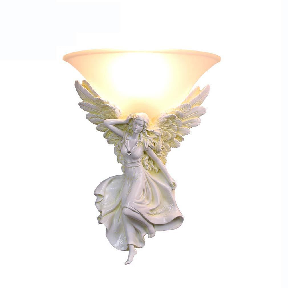 Unbekannt Wohnzimmer-Nachttischlampe Gang Treppenhaus Restaurant Kinderzimmer Mädchen dekorative Wandlampe