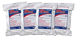 ER Emergency Ration 2400 Calorie Emergency Food Bar for Survival Kits and Disaster Preparedness (Pack of 4)