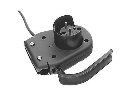 gardexx - Interruptor de palanca para cortacésped