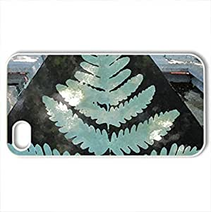 Amazing day at Edmonton garden 15 - Case Cover for iPhone 4 and 4s (Flowers Series, Watercolor style, White) by icecream design