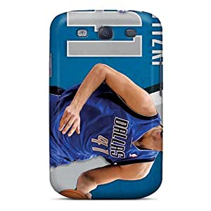New Tpu Hard Case Premium Galaxy S3 Skin Case Cover(player Action Shots)