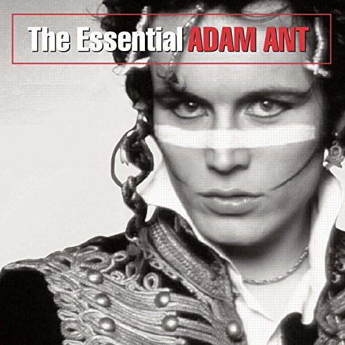 CD : Adam Ant - Essential Adam Ant (Remastered)
