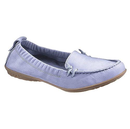 Hush Puppies Ceil MT - Zapatillas para Mujer, Azul (Azul LT), 10 B(M) US: Amazon.es: Zapatos y complementos