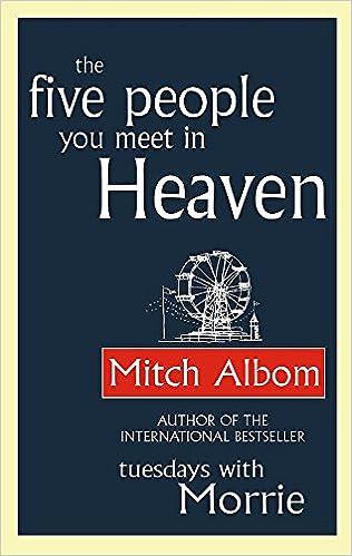 The Five People You Meet In Heaven: Amazon.es: Mitch Albom: Libros en idiomas extranjeros