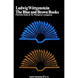 The Blue and Brown Books (Harper Perennial Modern Thought)