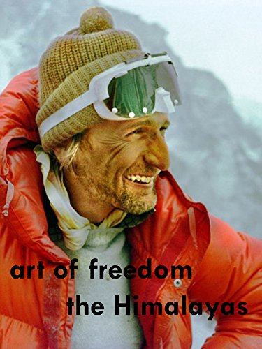 Art of freedom - The Himalayas (Best Camera For Skiing Photos)