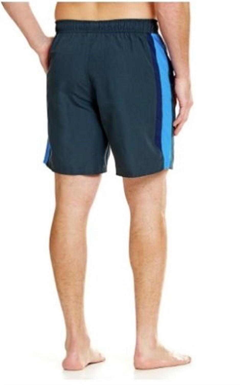 e3b8a119 Nike NESS6351 Mens Volley Short 7 Shorts charcoal Swim trunk shorts  drawstrings good