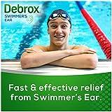 Debrox Swimmer's Ear Drying Drops, 1 oz, Clears