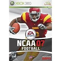 NCAA Football 2007 - Xbox 360