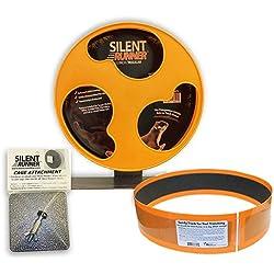 "Exotic Nutrition Silent Runner 12"" Regular Wheel + Sandy Track + Cage Attachment"