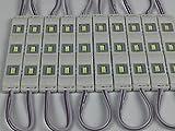 5730 led module - 40Pcs DC12v Injection 5730 SMD LED Module Light Lamp with lens for LED Channel letter Daylight White