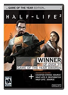 Half-Life 2: Game of the Year Edition - PC (B000AOE14M