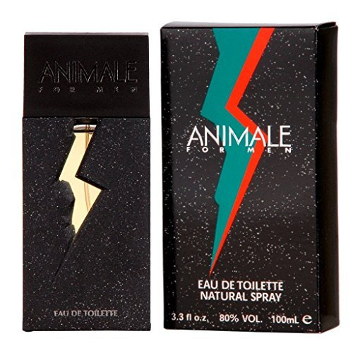 (Animale Parfums Animale Men - Edt Spray 3.4 OZ (Pack of 5))