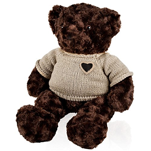 Perfect Memorials Extra Large Teddy Bear Cremation Urn Brown