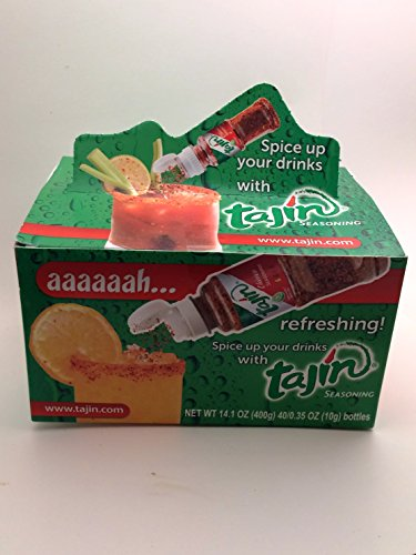 Tajin Clasico Seasoning Minis Bottles