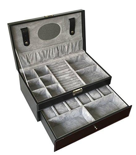 Sodynee Leather Jewelry Organizer Storage product image