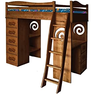 Room Magic Loft, Chocolate