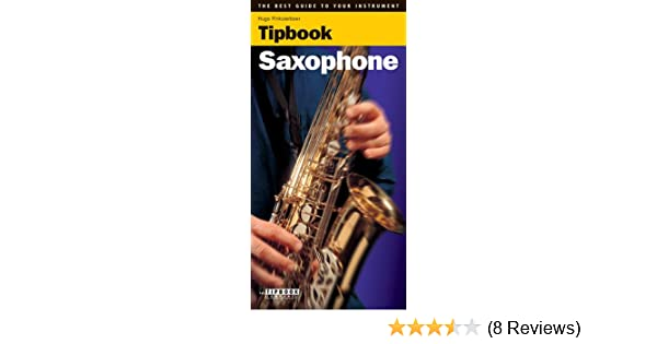 Musical Instruments & Gear Musical Instruments & Gear The Rough Guide To Saxophone The Essential Tip Book Alto Tenor Sax
