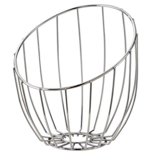 Service Ideas BKTA Tall Wire Basket, 11.75