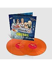 Fireball Xl5 Ost (2Lp/Transparent Orange Vinyl/Gatefold/Limited/Import)