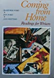 Coming from Home : Readings for Writers, Ford, Marjorie and Ford, Jon, 0070215103