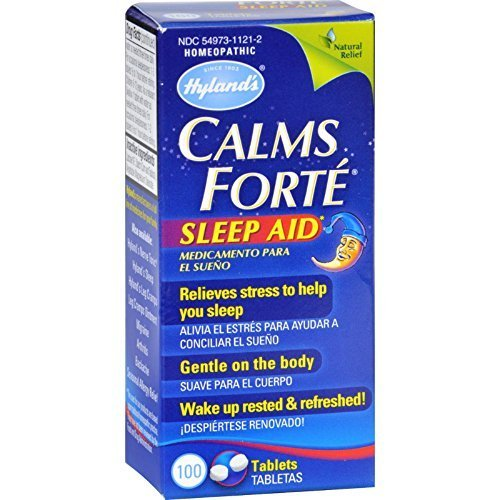 Hyland's - Calms Forte, 100 tablets ( Multi-Pack)