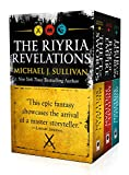 img - for The Riyria Revelations: Theft of Swords, Rise of Empire, Heir of Novron book / textbook / text book