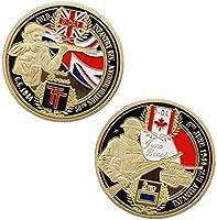 Aliados,Monedas Conmemorativas,Desembarco de Normandía ...